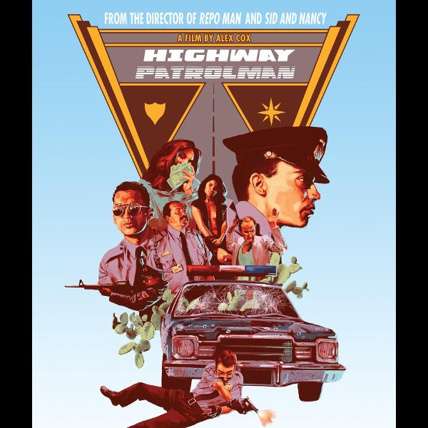 magasiner pour l'original mode la plus désirable matériau sélectionné Highway Patrolman (El Patrullero) | Trailers From Hell