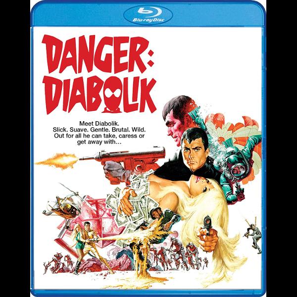 Danger Diabolik Trailers From Hell