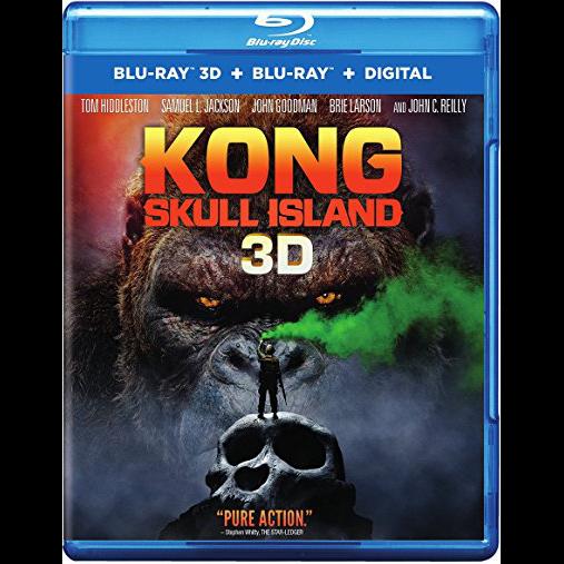 Kong: Skull Island 3-D