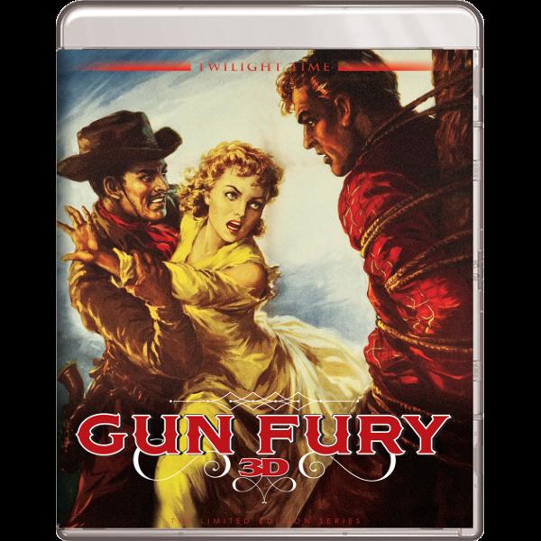 Gun Fury 3-D