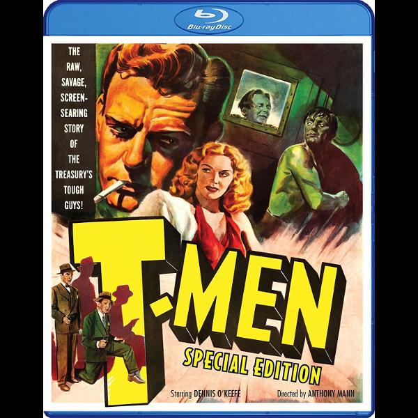 T-Men — Special Edition