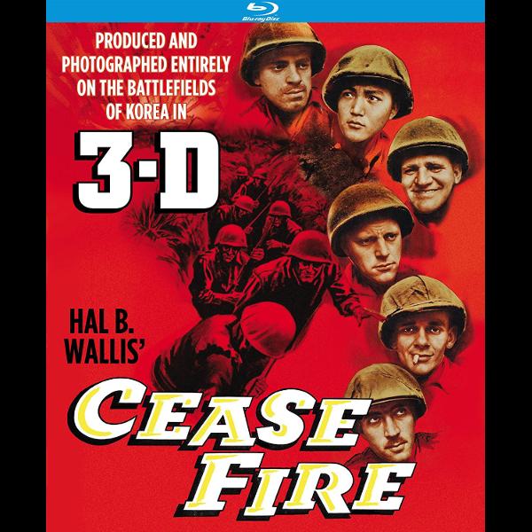 Cease Fire!  –  3-D