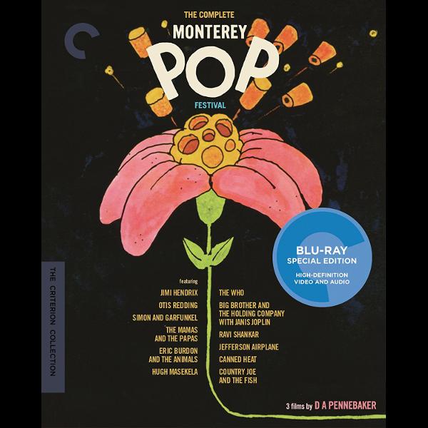 The Complete Monterey Pop Festival