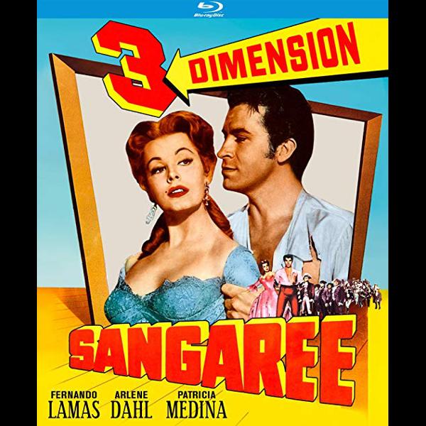 Sangaree (3-D)