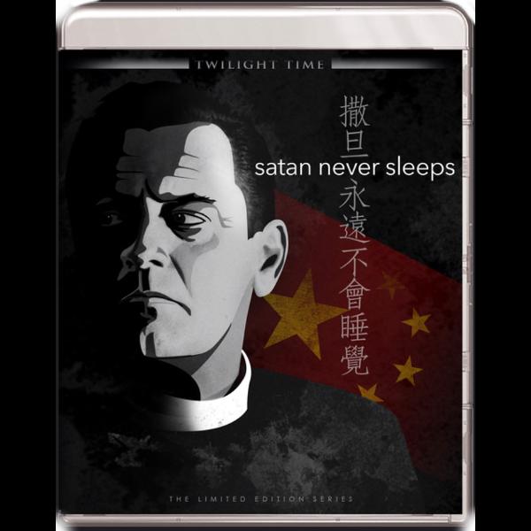 Satan Never Sleeps