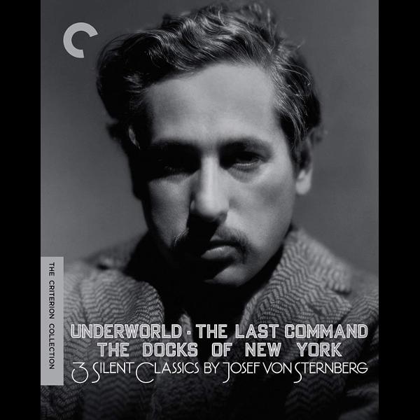 3 Silent Classics by Josef von Sternberg