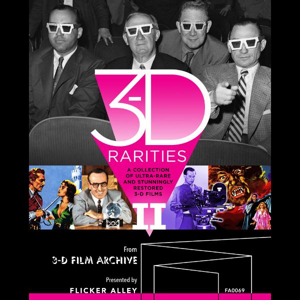 3-D Rarities II
