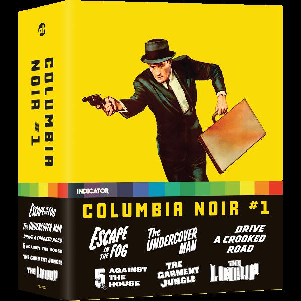 Columbia Noir #1