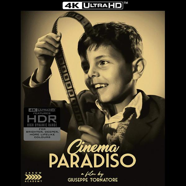 Cinema Paradiso 4K