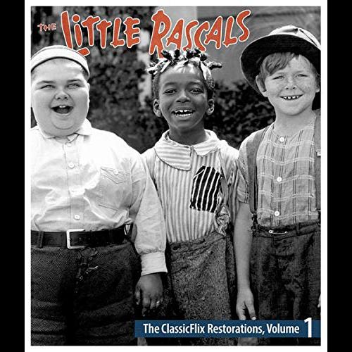 The Little Rascals Volume 1
