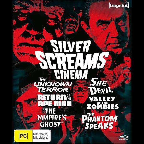 Silver Screams Cinema