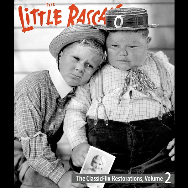 The Little Rascals Volume 2
