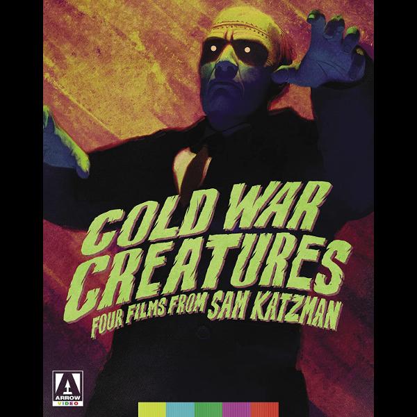 Cold War Creatures: Four Films from Sam Katzman (Part 2)