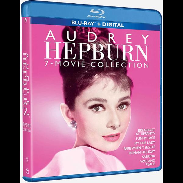 Audrey Hepburn 7 – Movie Collection